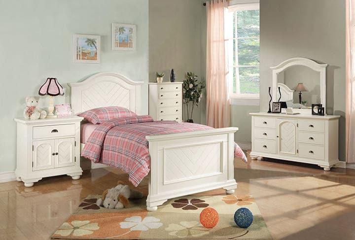 giường gỗ ép 1m2