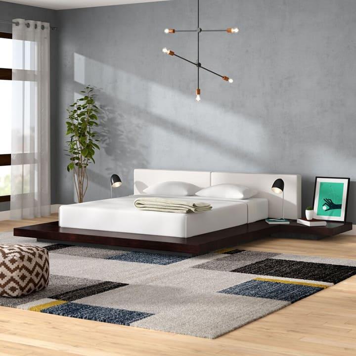 Giường gỗ ép 1m8
