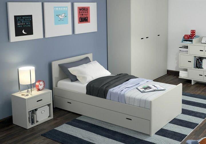 Giường ngủ có ngăn kéo giá rẻ cho trẻ em