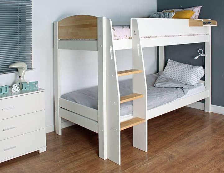 Giường tầng gỗ ép