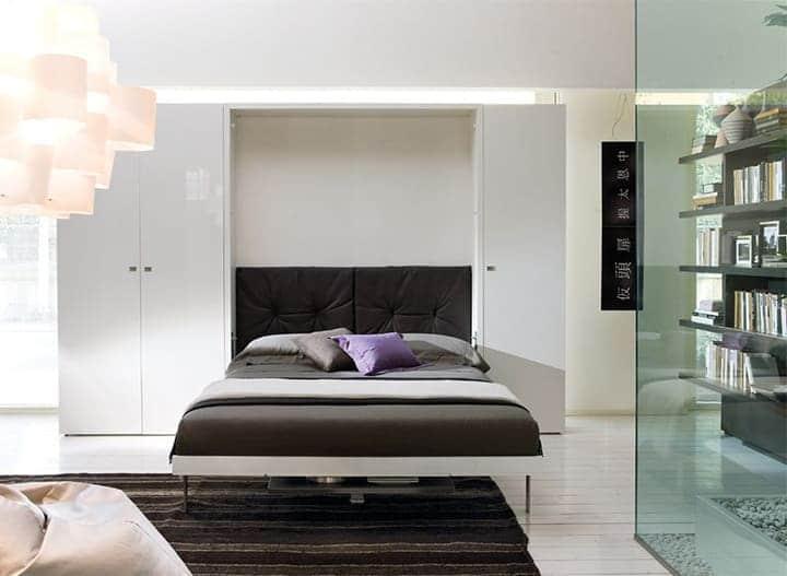 Giường âm tường thông minh