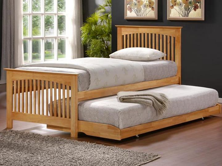 Mẫu giường đơn có ngăn kéo giá rẻ dưới 2 triệu