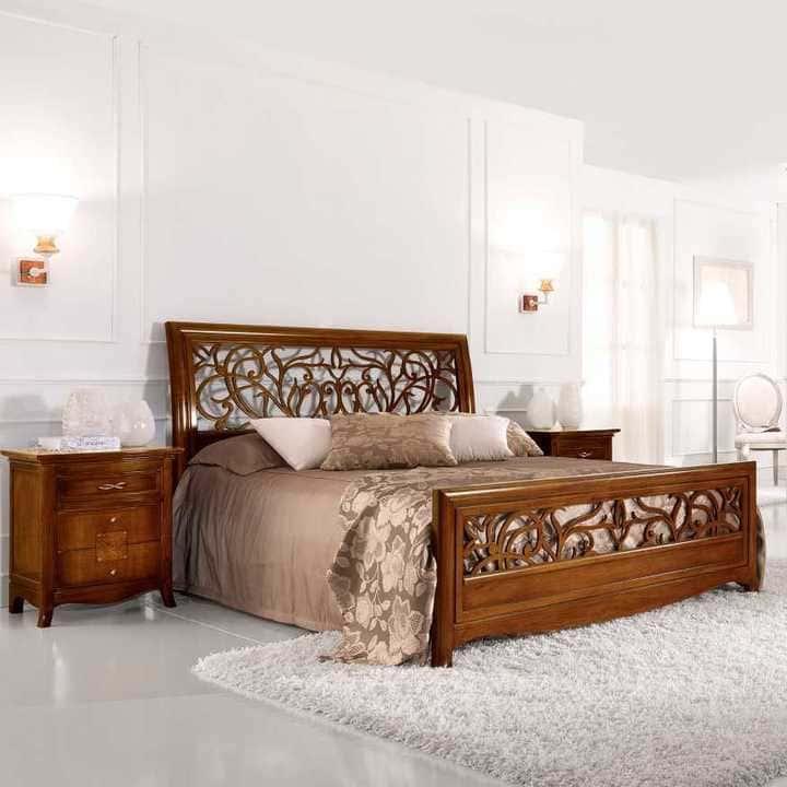 Mẫu giường ngủ cổ điển