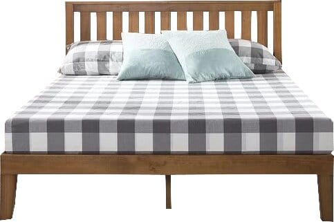 Sản phẩm giường gỗ keo K03