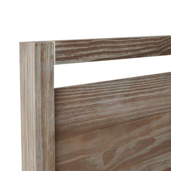 Sản phẩm giường gỗ keo K04