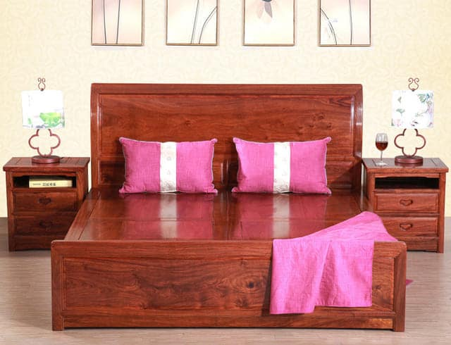 Ưu điểm của giường ngủ gỗ xoan đào