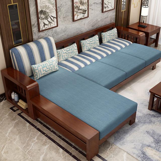 Cấu tạo của giường gấp gỗ