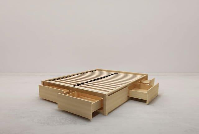 Dát giường gỗ hộp tự nhiên là gì