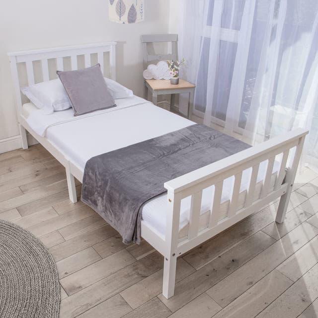 Giường 1m gỗ công nghiệp