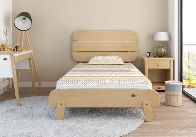 Giường gỗ 1m cho trẻ em