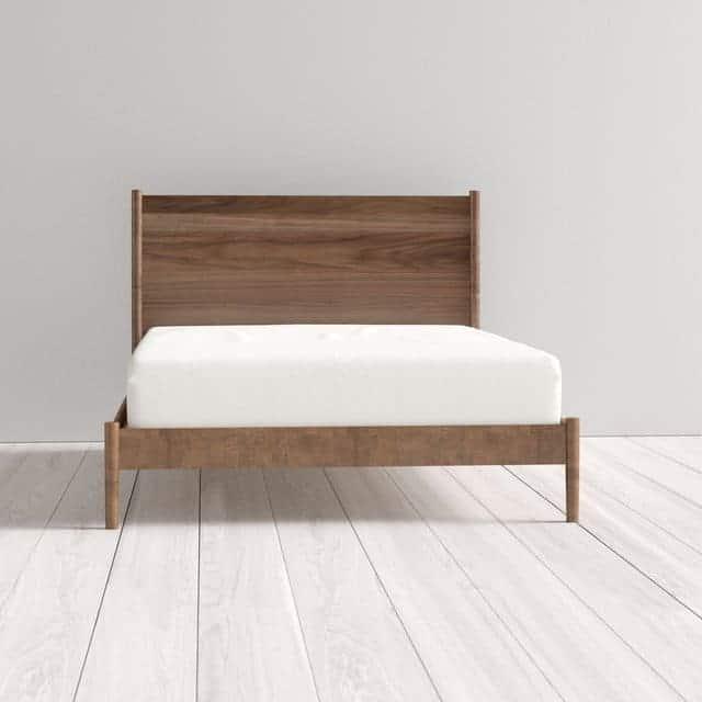 Giường gỗ MDF hiện đại