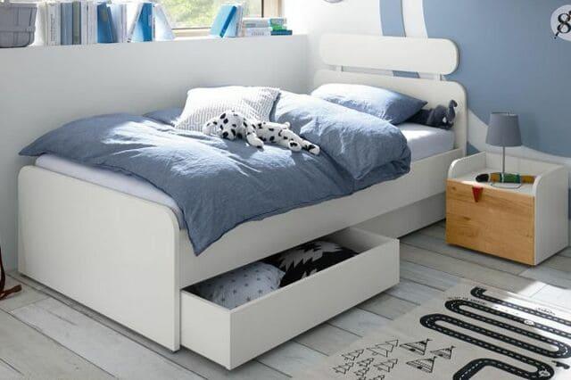 Giường gỗ công nghiệp Minimo - ảnh 2