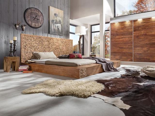 Giường ngủ kiểu Nhật