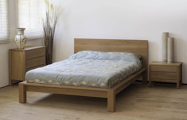 giường gỗ đẹp đơn giản