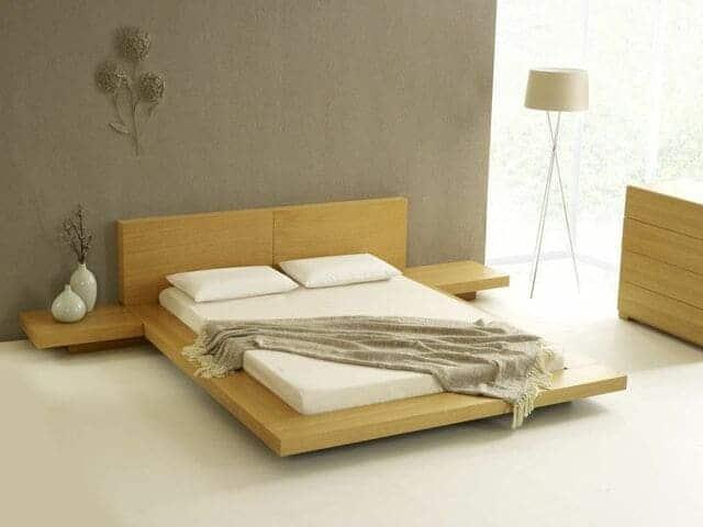 Những ưu điểm của giường phản gỗ đẹp