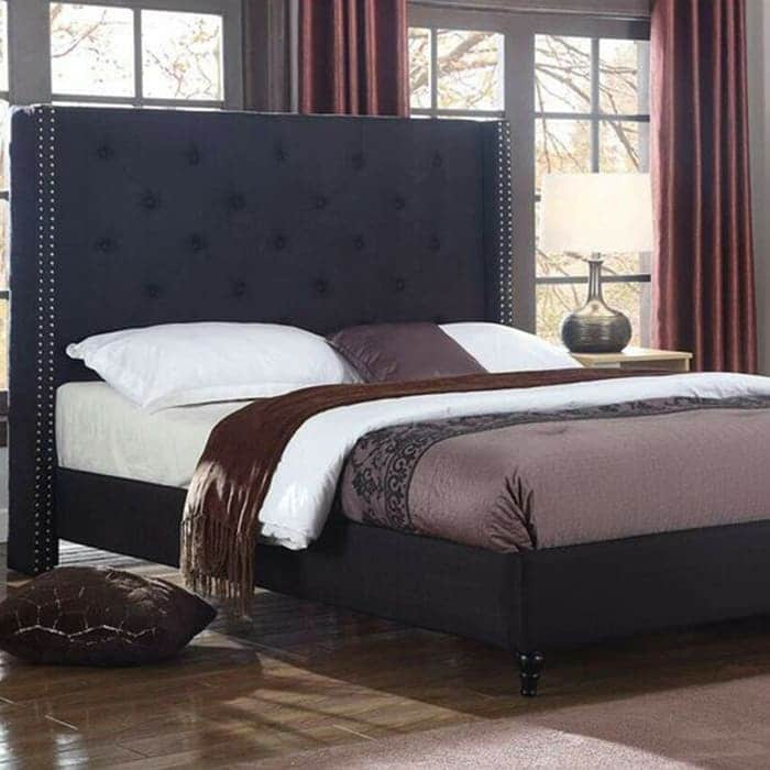 Thiết kế của mẫu giường BN03