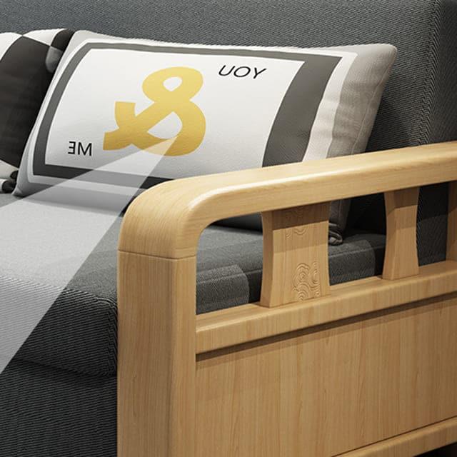 Ghế sofa kiêm giường ngủ - ảnh 5