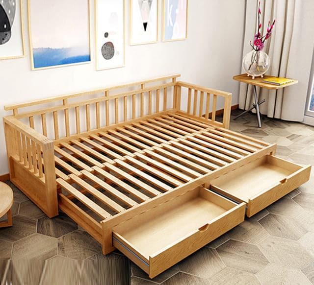 sofa giường thông minh - ảnh 2