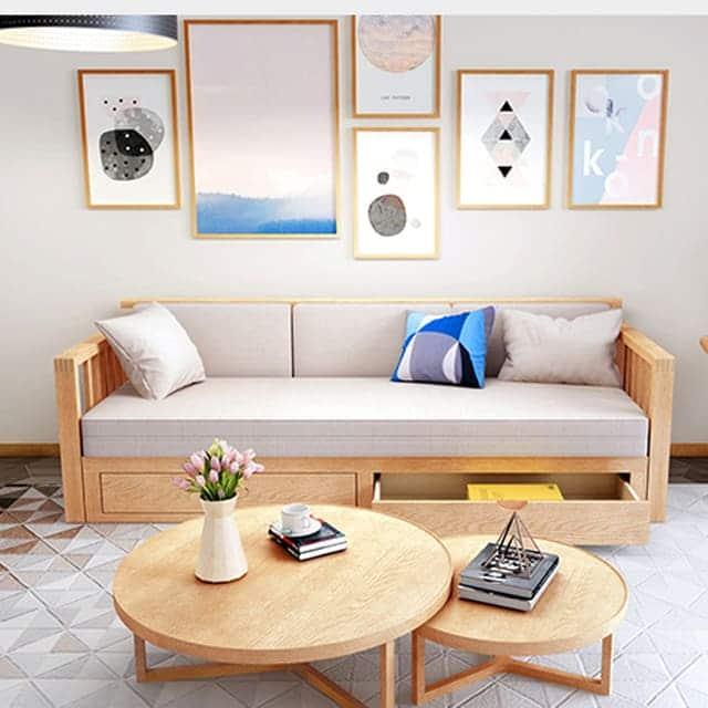 Sofa giường thông minh - ảnh 4