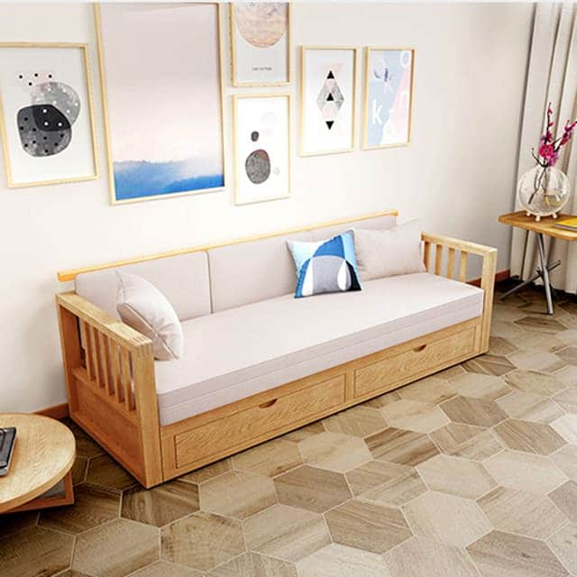 Sofa giường thông minh - ảnh 5