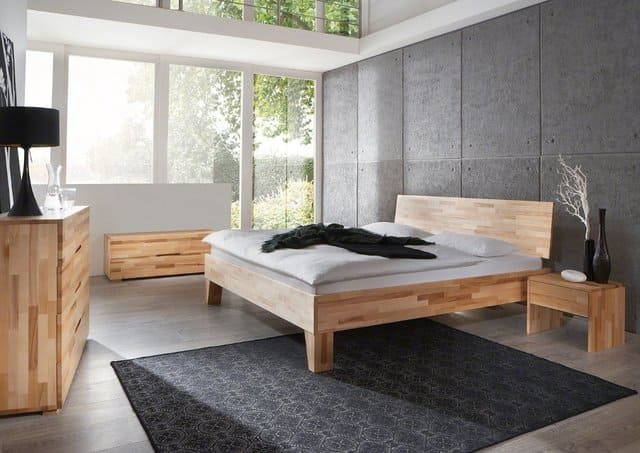 bố trí giường 1m4