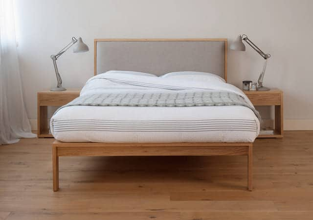 Giường đôi phong cách châu Âu