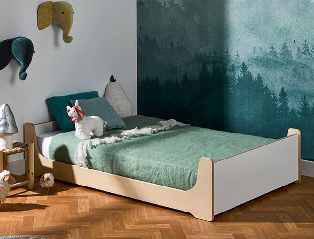 Giường đơn hiện đại