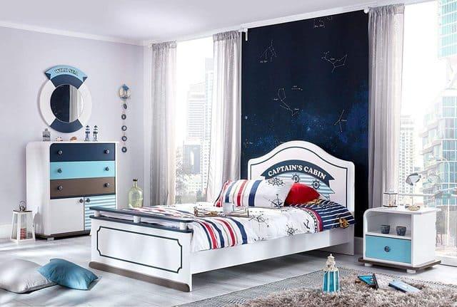 Giường đơn cho bé trai