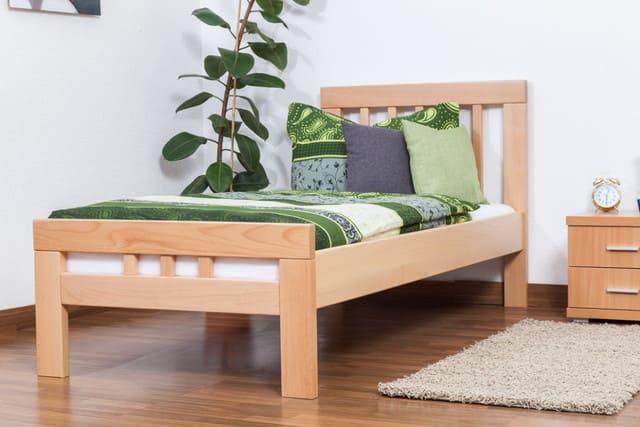 Giường đơn giúp tiết kiệm không gian