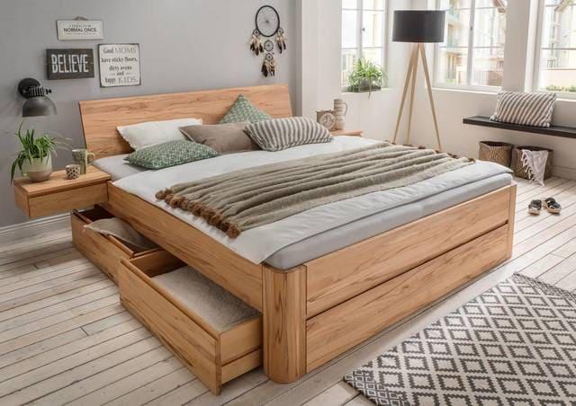 Giường 1m4 có ngăn kéo