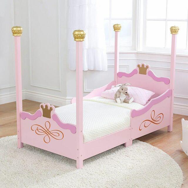Giường đơn cho bé gái 2 tuổi
