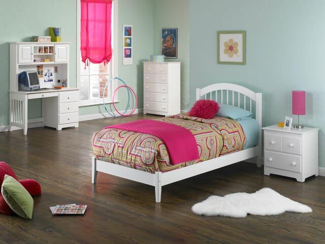 Giường đơn cho bé gái từ 13 đến 16 tuổi