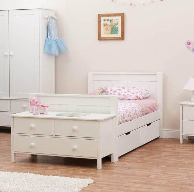 Giường đơn cho bé gái từ 6 đến 12 tuổi