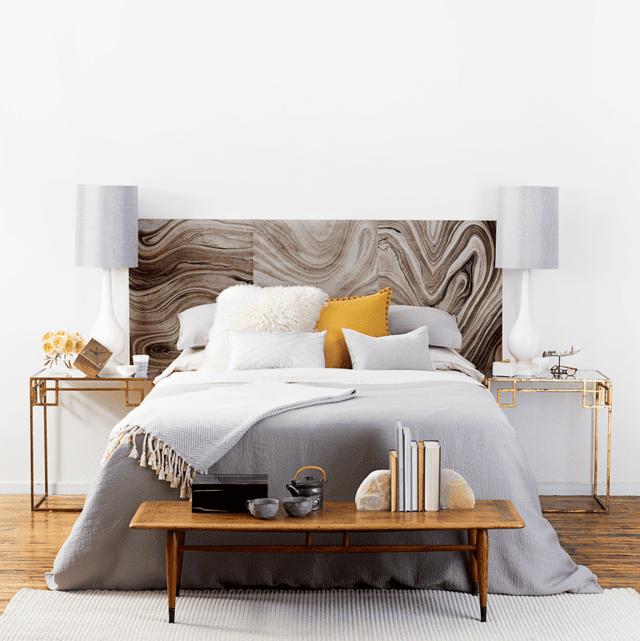 Hướng đặt giường ngủ tốt cho hai vợ chồng