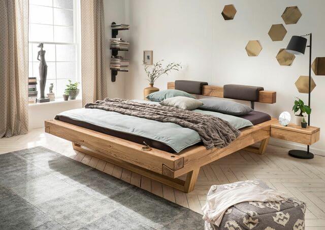 Kê giường ngủ theo phong thủy ở vị trí thoáng mát