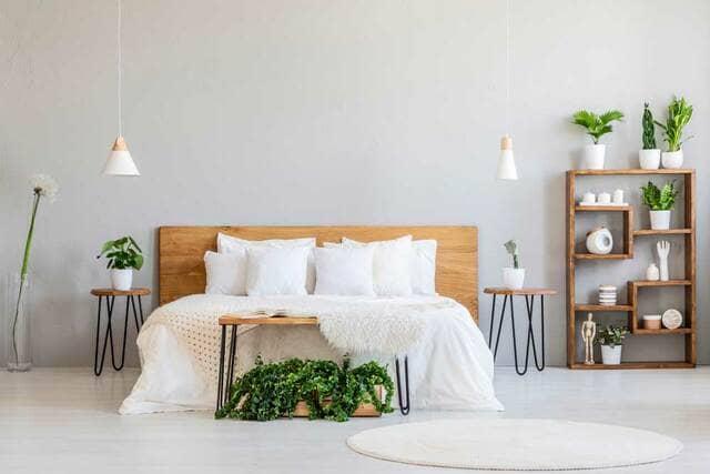 Lựa chọn đồ trang trí phù hợp cho phòng ngủ