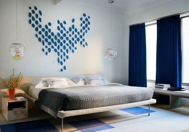 Hướng giường ngủ cho nam Bính Dần