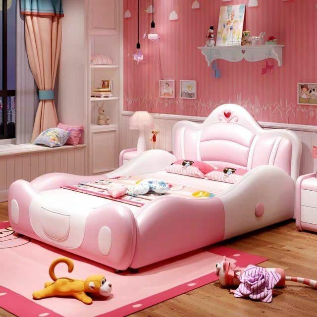 lý do giường ngủ công chúa được ưa thích