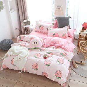 Giường ngủ dễ thương