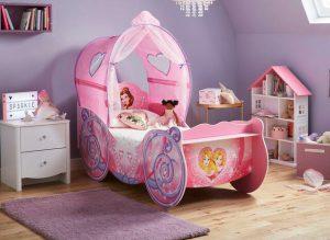 giường ngủ công chúa
